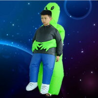 ふくらむだっこエイリアン コスプレ 衣装 ハロウィン 仮装 インフレータブルコスチューム inflatable 面白い 着ぐるみ 大人用 きぐるみ 空気で膨らむ エアブローいコスチューム 余興 あす楽 コスプレ衣装