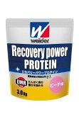 【送料無料】ウイダー リカバリーパワープロテイン ピーチ味  3.0kg 28MM12303 糖質・タンパク質 EMR