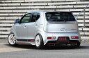 アルト HA36 リアバンパー ストリートタイプRシリーズ FE...