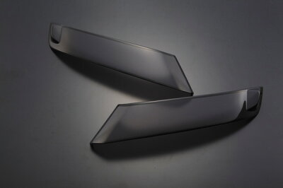 オデッセイ RB1 ブラックヘッドライトカバー K-BREAK(ケイブレイク)