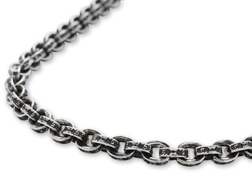 【CHROME HEARTS クロムハーツ Necklace ネックレス】ペーパーチェーンネックレス/20インチ【送料無料】