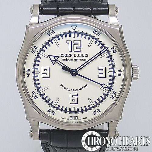 腕時計, メンズ腕時計 ROGER DUBUIS K18WG 28