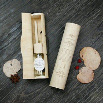 50 ml of toss dice (tossdice) Wood case D fuser bamboo & tea