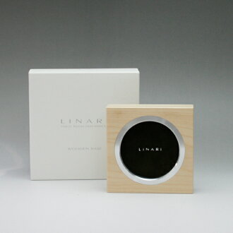 LINARI (LINARI) square wood base-Maplewood