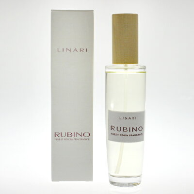 リナーリ(LINARI)ルビーノ(RUBINO)ルームスプレー100ml