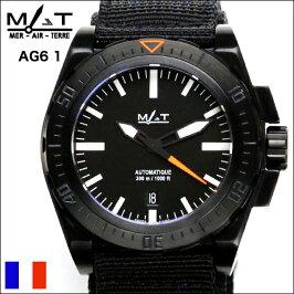 【ミリタリーウォッチ】MATWATCHES【ミリタリーウォッチ】マットウォッチAG61Automatic300M自動巻き