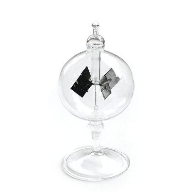 【ミニ】Vogel Radiometer フォーゲル ラジオメーター ミニ ドイツ製 書斎 リビング インテリア 雑貨 クリスマス 父の日 プレゼント 贈り物 ガラス