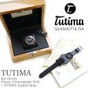 メンズ腕時計通販専門店ランキング3位 時計 腕時計 ミリタリーウォッチ ドイツ TUTIMA チュチマ Ref.783-01 Fliege...