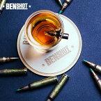 BENSHOT ベンショット Shot glass ショットグラス アメリカ ASA 1.5oz(44ml) 米国製ハンドメイド 宅飲み【P10】