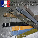 時計 腕時計 ベルト 時計バンド ABP NATOレザー エージド カーフ 16mm 18mm 20mm 22mm 24mm ブラック グレー ブルー ブラウン グリーン オレンジ カモフラージュ 迷彩