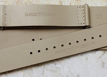 時計 ベルト 腕時計 バンド HDT NATO レザー 耐水 レザー 革 18mm 20mm 22mm ブラック ブラウン ネイビー