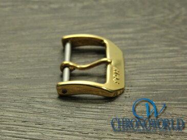 時計 ベルト 腕時計 時計バンド Rios1931 イエロー・ゴールド 金尾錠 14mm 16mm 18mm