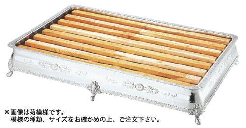 UK 18-8広渕 氷彫刻飾台 48インチ シェル【バイキング ビュッ...