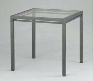 キューブテーブルハンマーシルバーAGC-CT900