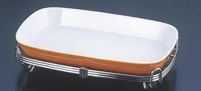 TKG18-8角アストラル スタンドセット 茶 39-1011-39B【代引き不可】【バイキング ビュッフェ】【バンケットウェア】【盛器 大皿】【スタンド】【飾り台】【業務用】:PRO-SHOP YASUKICHI