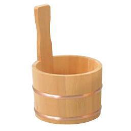 椹 片手湯桶