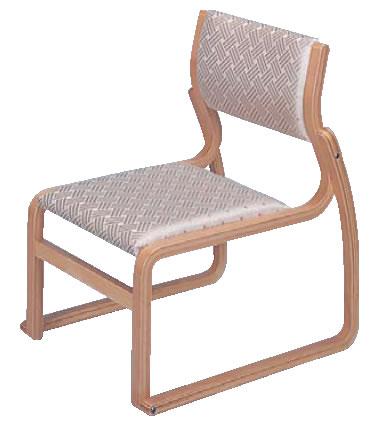 高脚座椅子 有楽 (スタッキング式)【代引き不可】【座椅子】【和式椅子】【宴会椅子】【業務用】:KIPROSTARストア