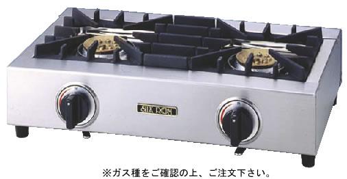 ガッツ ガステーブル SK-52G 12・13A (ガス種:都市ガス)【代引き不可】【焜炉】【熱炉】【業務用】