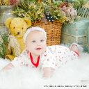 新生児 肌着 女の子 5枚組 肌着セット ベビー服 下着 ベビー 服 赤ちゃん 肌着 セット 短肌着 コンビ肌着 出産祝い ギフト プレゼント ピンク レッド 花柄 小花柄 いちご イチゴ フルーツ柄 50cm 60cm P6040E ニシキ チャックルベビー 3