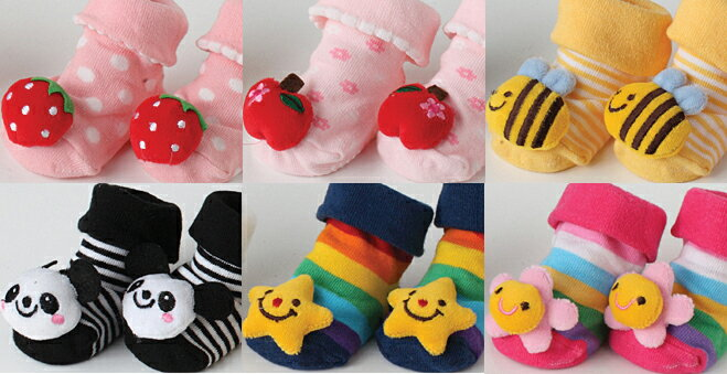 チャックルベビー『新生児靴下』