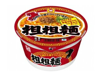 担担麺 4901990323598 インスタントラーメン即席ラーメンカップラーメンカップ麺食品拉麺 東洋水産 マルちゃん 九州限定 地域限定 ご当地ラーメン