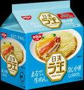 さらに値下げしました日清ラ王 冷し中華 しょうゆだれ 5食パック [西日本限定] JANコード490210...