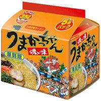 うまかっちゃん5食パック濃い味復刻版5個パック4902402861509