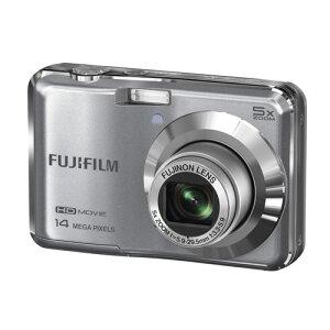 【1400万画素】デジカメ デジタルカメラ フジフイルム FinePix AX600-SV AX-600-SV シルバー(...