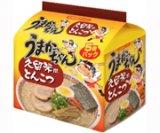 うまかっちゃん久留米風とんこつ 5食パック 470g(94g×5袋) ハウス食品 濃厚なとんこつの...
