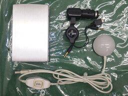 TMB-11K モバイルバッテリー 充電コード・ランプ付【中古】