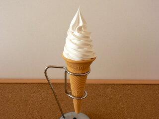ソフトクリームバニラ食品サンプル