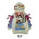 【新作】 31820114 チェリッチュ BIG LOVEロングTR トレーナー 親子コーデ ...