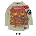 【新作】51820103 クレイジーゴーゴー GOデリックワイドLT 子供服 キッズ ロンT ...
