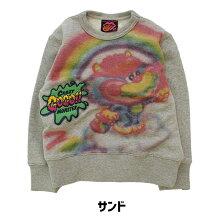 【新作】51820121クレイジーゴーゴーレインボーモンスターTR子供服キッズ