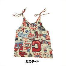 18SS51810503クレイジーゴーゴーRADYGOキャミ子供服/キッズ