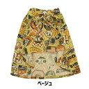 半額【50%OFFセール】51810602 クレイジーゴーゴーRADY GO SK子供服/キッズ かわいい かっこいい 夏 春 キッズコーデ 親子コーデ おそろい スカート レトロ