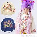 【新作】キッズ トレーナー 31920115 ポッポーTR チェリッチュ 子供服長袖 キッズコ...