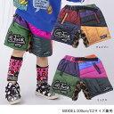 【新作】 キッズ ショートパンツ 51920702 クレイジーストロングSPT クレイジーゴー...
