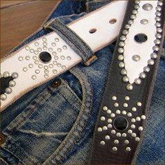Leather parade ★ PARADE ☆ BELT belts