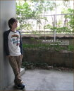 30%OFF!にじんだプリントがCOOL!【KRIFF MAYER】クリフメイヤーMESSAGE T-shirtsLIKE☆ラグ...