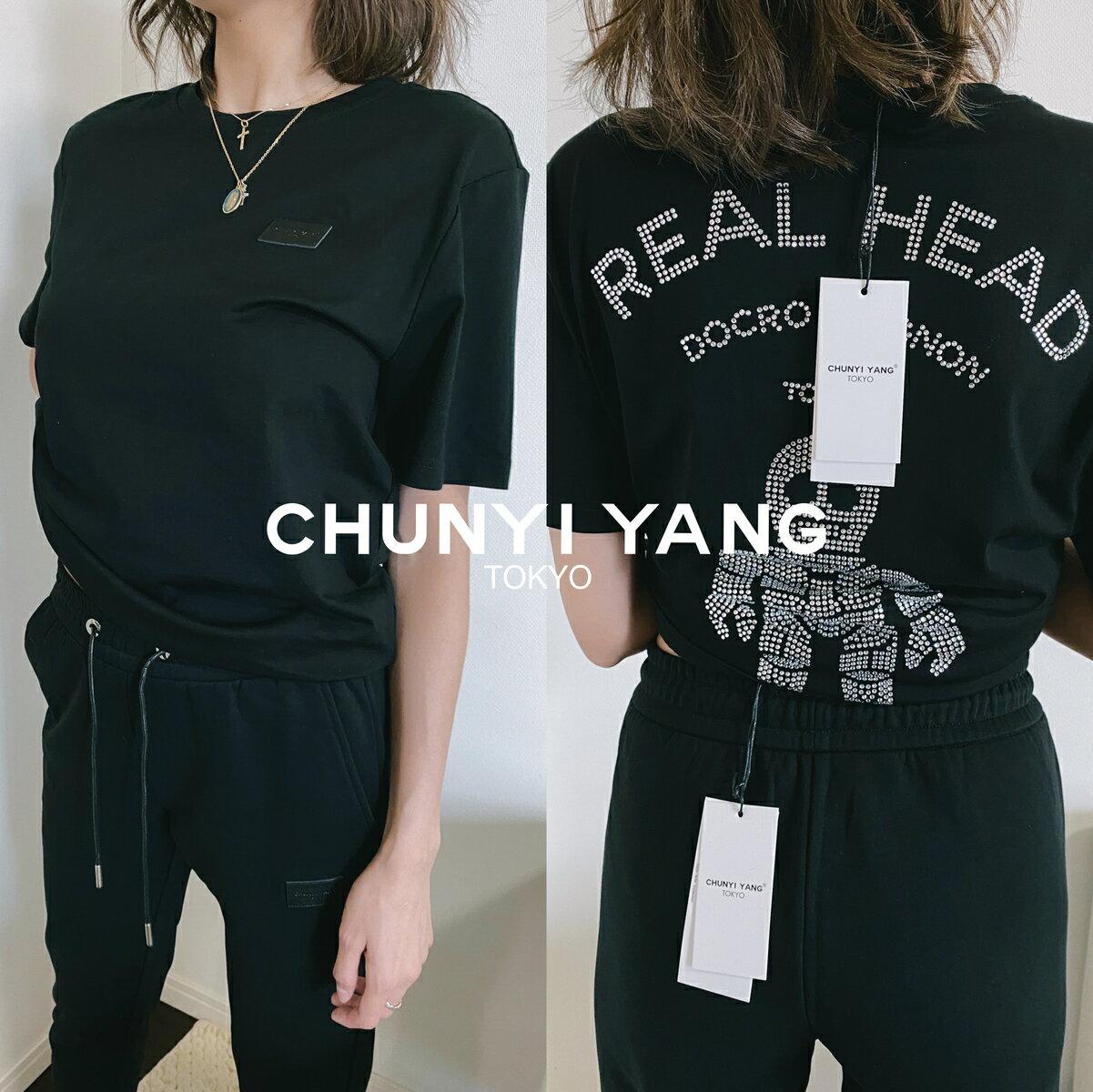 トップス, Tシャツ・カットソー REAL HEAD x CHUNYI YANG T REAL HEAD