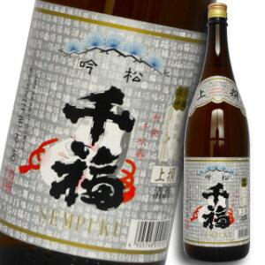 Senfuku Kamisen Ginmatsu 1800ml bottle [Sake / Hiroshima]