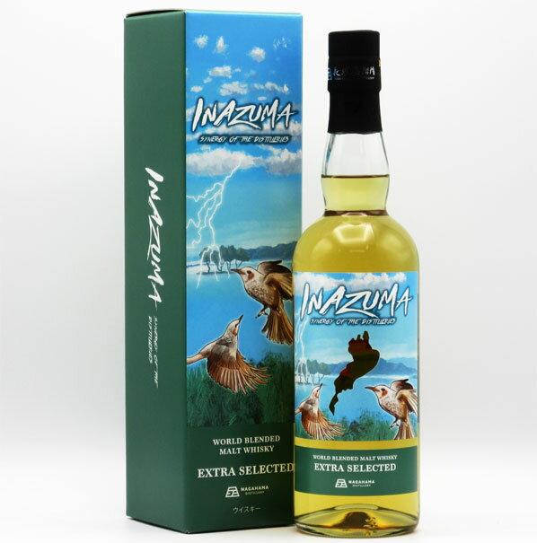 ウイスキー, ジャパニーズ・ウイスキー INAZUMA 47 700ml BOX