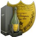 【レトロ】ドンペリニヨン 白 1999年 750ml 正規品 (高級専用ハードケース入)