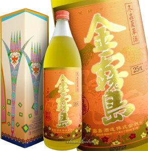 金霧島 25度 900ml (専用BOX入) 冬虫夏草酒