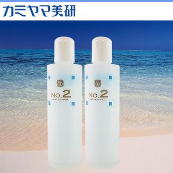 顔を洗う水 NO.2ウォーターベール250ml×2個