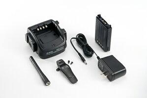 DJ-DPS70KAアルインコ5Wデジタル30ch(351MHz)ハンディトランシーバーLi-ionバッテリーパックEBP-98(7.4V2200mAh)