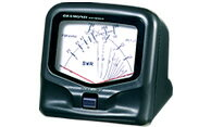 一発直読。便利なクロスメーターダイヤモンド(第一電波工業) クロスニードルSWR・パワー計SX20C