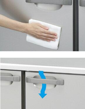 RFT-150SNG RFT-150SNG-R ホシザキ 業務用テーブル形冷凍冷蔵庫 横型冷凍冷蔵庫