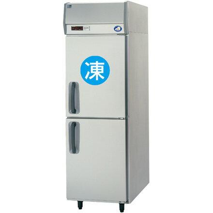 SRR-K661C パナソニック たて型冷凍冷蔵庫 1室冷凍タイプ 業務用
